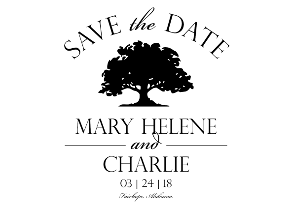 McLean Save the Dates