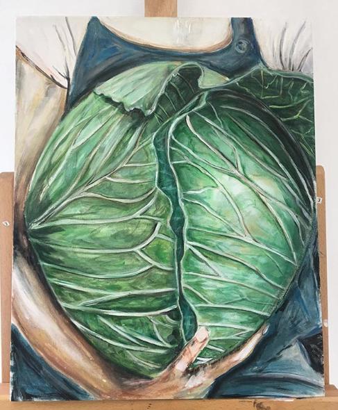 Mary Margaret: Artist