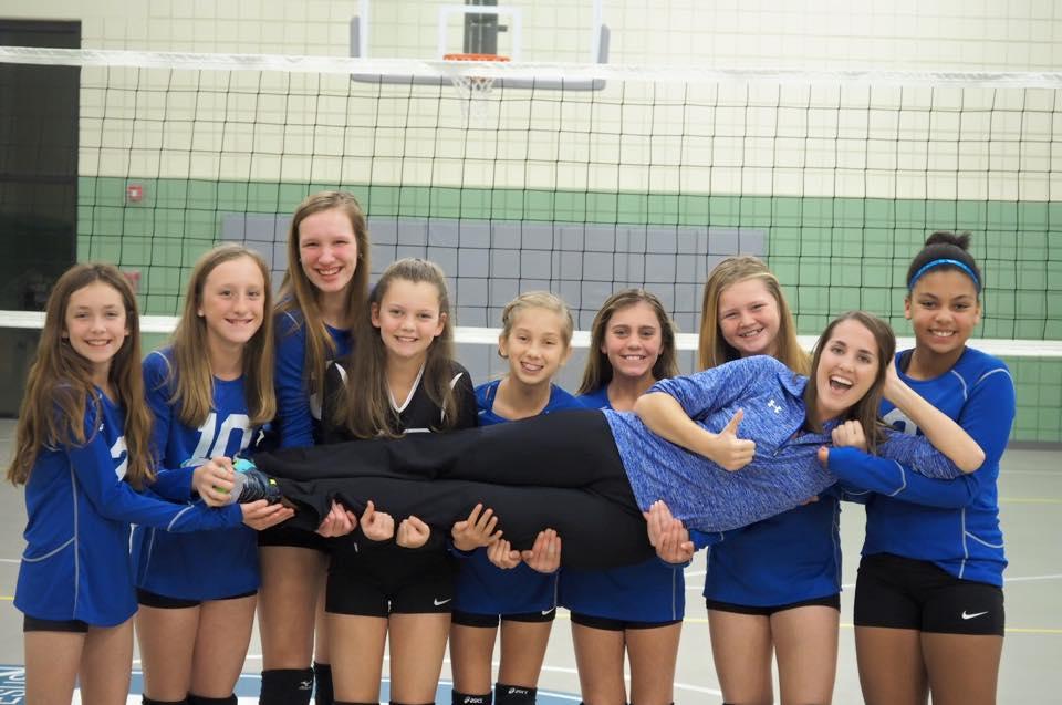 Kersten: Volleyball Coach